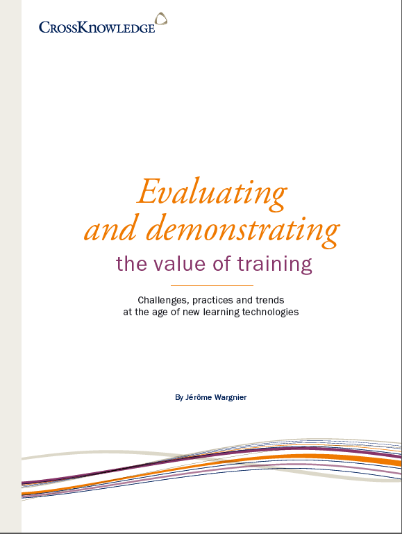 Evaluating and demonstrating the value of Learning